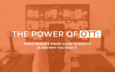 If OTT isn't already a part of your paid media strategy, it should be.