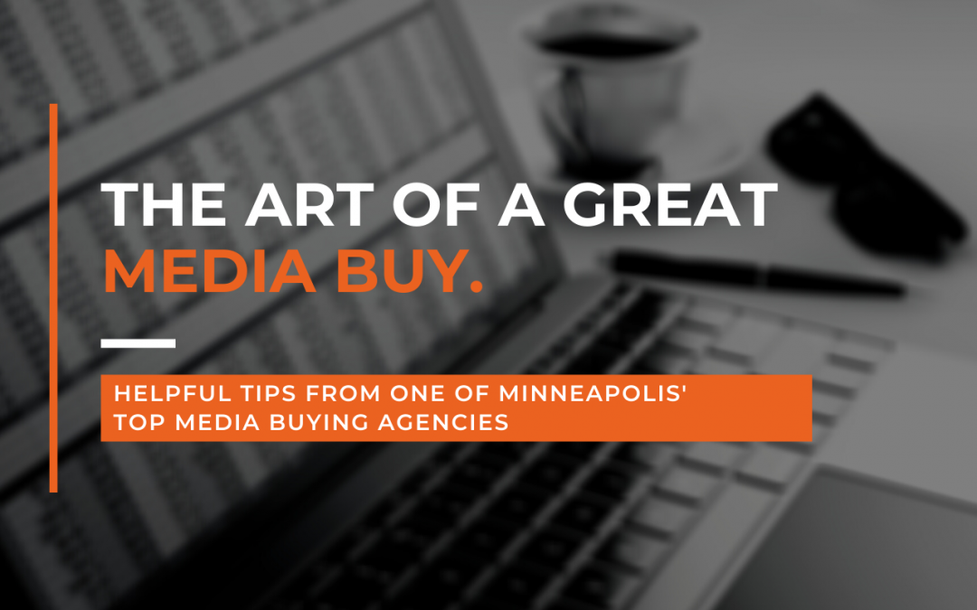3 Tips For A WAY More Effective Media Buy